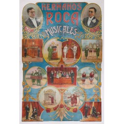 HERMANOS ROCA . MUSICALES