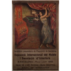 EXPOSICIO INTERNACIONAL DEL MOBLE i DECORACIO D'INTERIORS