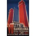 VII FIRA DE BARCELONA 1934