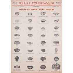 HIJO DE E. CORTES PASCUAL, TAPONES