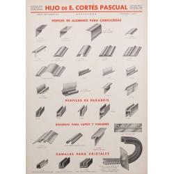 HIJO DE E. CORTES PASCUAL, PERFILES