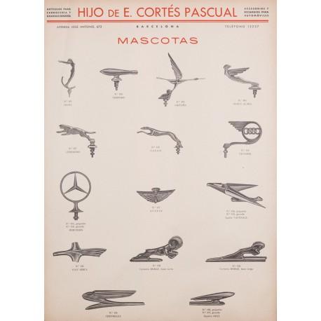 HIJO DE E.CORTES PASCUAL, MASCOTAS