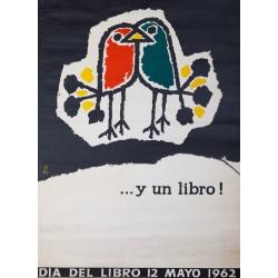 ...Y UN LIBRO. DIA DEL LIBRO 1962