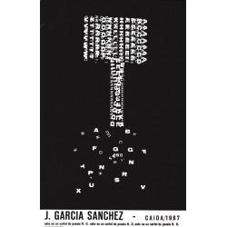 J. GARCIA SANCHEZ. CAIDA / 1967