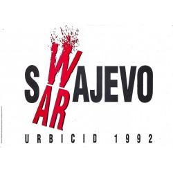 SARAJEVO W. URBICID 1992
