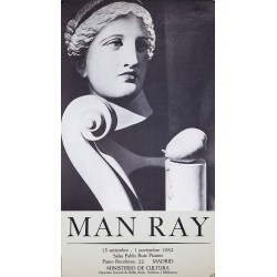 MAN RAY. MADRID 1982