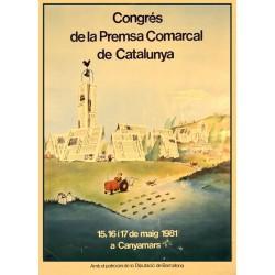 CONGRES DE LA PREMSA COMARCAL DE CATALUNYA