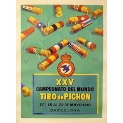 XXV CAMPEONATO TIRO DE PICHON