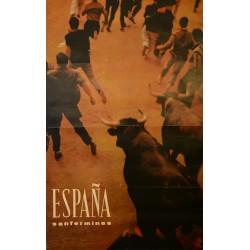 ESPAÑA - SANFERMINES