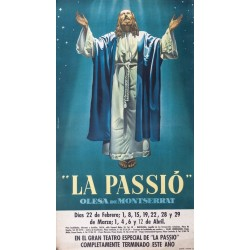 """""""LA PASSIO"""" OLESA DE MONTSERRAT"""