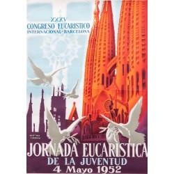 JORNADA EUCARISTICA DE LA JUVENTUD, XXXV CONGRESO EUCARISTICO