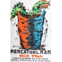 MERCAT DEL RAM. VICH 1964