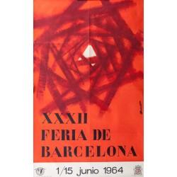 XXXII FERIA DE BARCELONA 1964