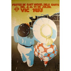 VICH 1977 FESTES ST MIGUEL- VIC