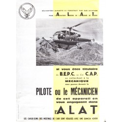 AVIATION LEGERE DE L'ARMEE DE TERRE