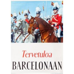 TERVETULOA BARCELONA