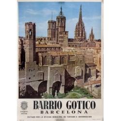 BARRRIO GOTICO. BARCELONA