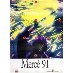 CORREFOC. MERCE 91