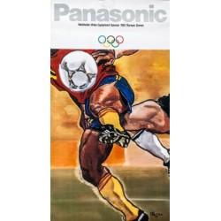 PANASONIC SPONSOR 1992 OLYMPIC GAMES
