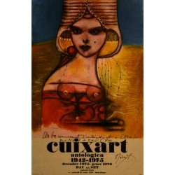 CUICART. GALERIE TOUR DE NESLE, PARIS 1978