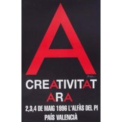 BROSSA CREATIVITAT ARA. L'ALFAS DEL PI 1996