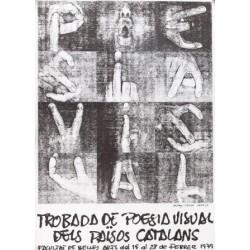 TROBADA DE POESIA VISUAL DEL PAÏSOS CATALANS. 1979
