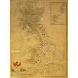 GREAT BRITAIN, ENGLAND AND SCOTTLAND
