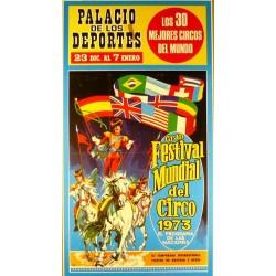 GRAN FESTIVAL DEL CIRCO 1973
