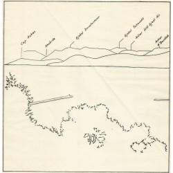 MAPA DE CORTES GEOLOGICOS DE ARGELIA