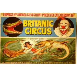 BRITANIC CIRCUS. 1966