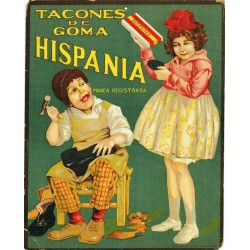 TACONES DE GOMA HISPANIA