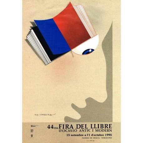44ena. FIRA DEL LLIBRE 1995