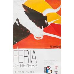FERIA DE BEZIERS. HIGO PRATT