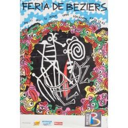 FERIA DE BEZIERS 1990