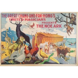 UNITED MAGICIENS PRESENTS: THE NOE ARK