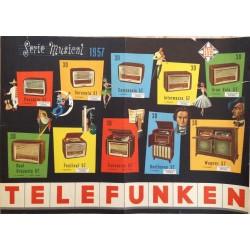 TELEFUNKEN SERIE MUSICAL 1957