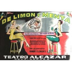 DE LIMON Y PIMIENTA