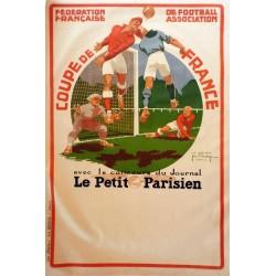 COUPE DE FRANCE. LE PETIT PARISIEN