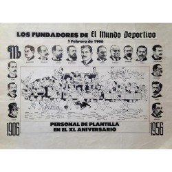 LOS FUNDADORES DE EL MUNDO DEPORTIVO. 1905-1956