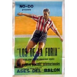 LOS DE LA FURIA. ASES DEL BALON