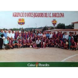 AGRUPACIO D'ANTICS JUGADORS DEL F.C. BARCELONA
