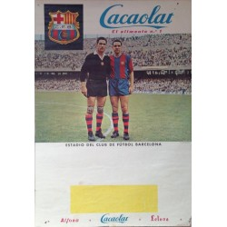 ESTADIO DEL CLUB DE FUTBOL BARCELONA