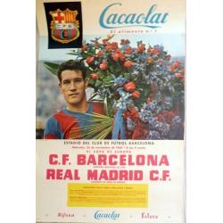 VI COPA DE EUROPA. C.F. BARCELONA REAL MADRID C. F.
