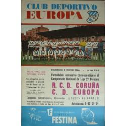 ESTADIOLUIS CASANOVA. ZARAGOZA / ELCHE / CORUÑA - C. F. - VALENCIA C.F. 1970