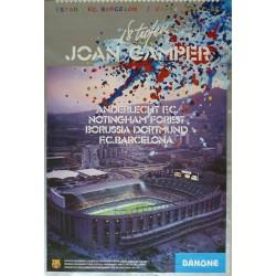18 TROFEU JOAN GAMPER 1983. ANDERLECHT/NOTHINGHAN/BORUSSIA/BARCELONA