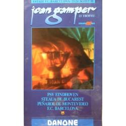 23 TROFEU JOAN GAMPER 1989. PSV EINDHOWEN/STEAUA/PEÑAROL/BARCELONA