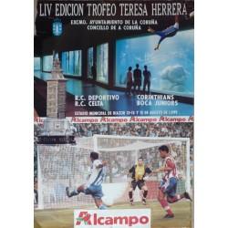 LIV TROFEO TERESA HERRERA. CONCELLO DE A CORUÑA 1999