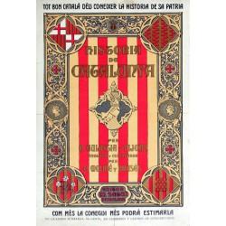 HISTORIA DE CATALUNYA. TOT BON CATALA DEU CONEIXER LA HISTORIA DE SA PATRIA