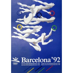 JUEGOS DE LA XXV OLIMPIADA BARCELONA 1992 -GAMES OF THE XXV OLYMPIAD. JOSEP PLA NARBONA