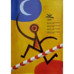 JUEGOS DE LA XXV OLIMPIADA BARCELONA 1992 -GAMES OF THE XXV OLYMPIAD. PERET